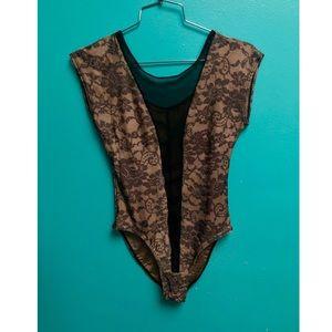 bodysuit • american apparel